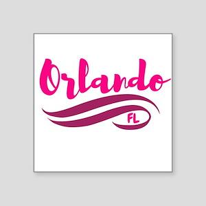 Orlando FL Sticker