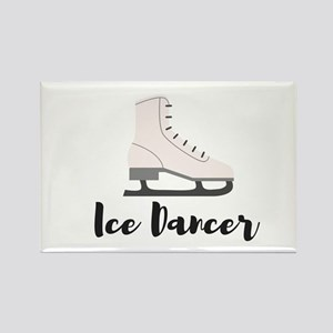 Ice Dancer Magnets