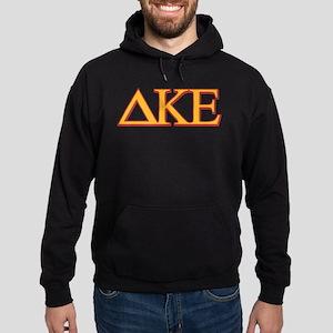 DKE Letters Hoodie (dark)