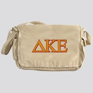 DKE Letters Messenger Bag
