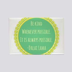 Dalai Lama Quote Magnets