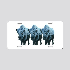 HERD Aluminum License Plate