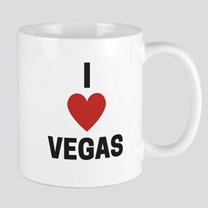 I Love Vegas Mugs