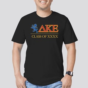 Delta Kappa Epsilon Cl Men's Fitted T-Shirt (dark)