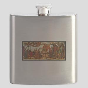 LANDING Flask