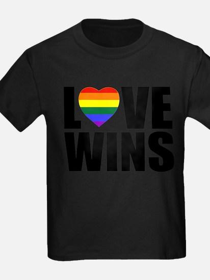 LOVE WINS! T-Shirt
