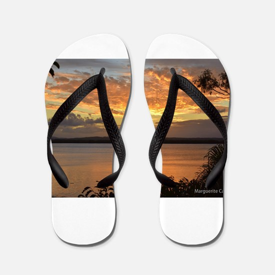 Sunrise Sunrise Flip Flops