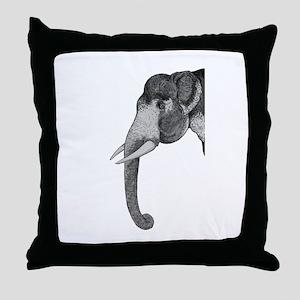 PROUD Throw Pillow