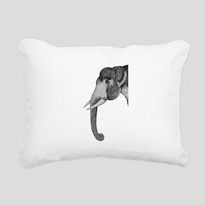 PROUD Rectangular Canvas Pillow