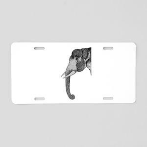 PROUD Aluminum License Plate