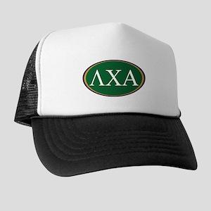 Lambda Chi Alpha Initials Trucker Hat