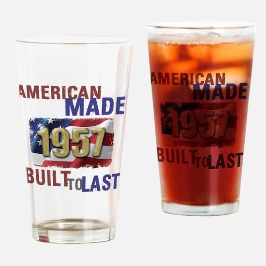 Cute Usa made Drinking Glass
