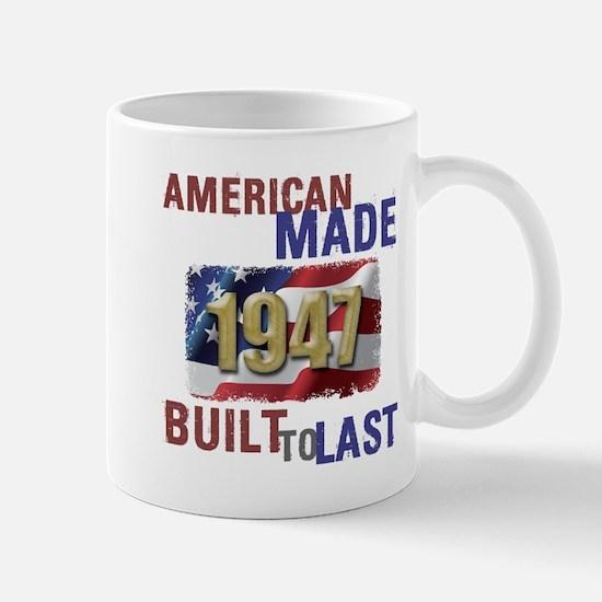 1947 American Made Mugs