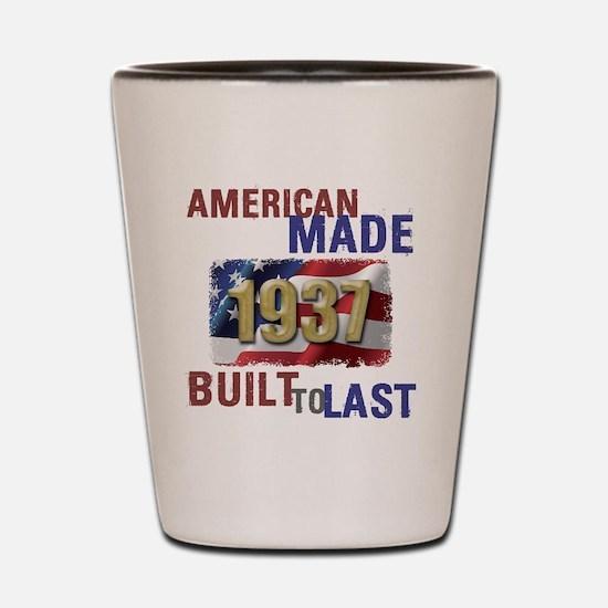 Cute Made in america Shot Glass