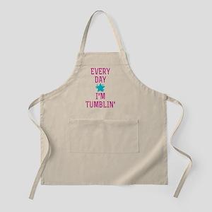 Every Day I'm Tumblin' Apron