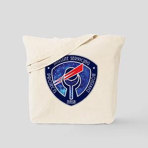 Sat Servicing Logo Tote Bag