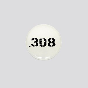 Ammunition: .308 (White) Mini Button