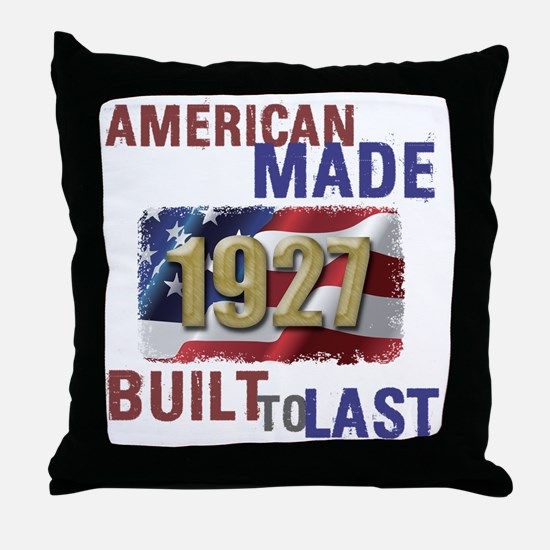 Cute Year old Throw Pillow