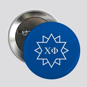 "Chi Phi Symbol Dark Apparel 2.25"" Button (100 pack"
