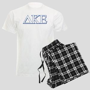 DKE Blue Letters Men's Light Pajamas