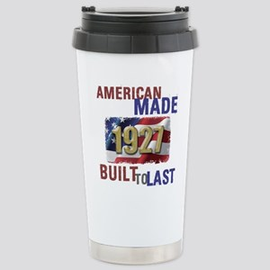 1927 American Made Stainless Steel Travel Mug