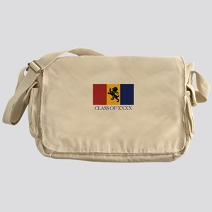 Delta Kappa Epsilon Class of XXXX Pe Messenger Bag