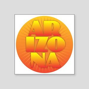 Arizona - Sun Design Sticker