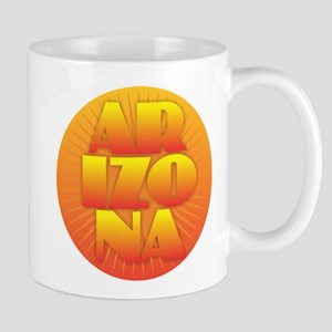 Arizona - Sun Design Mugs