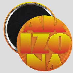 Arizona - Sun Design Magnets