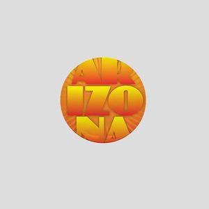 Arizona - Sun Design Mini Button