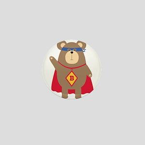 Flying Hero Bear Mini Button (10 pack)