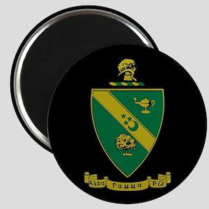 Alpha Gamma Rho Emblem Magnet