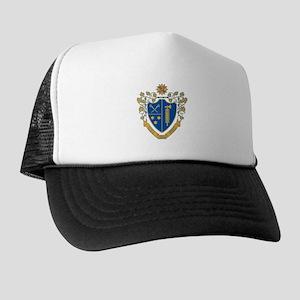 Chi Phi Fraternity Crest Trucker Hat