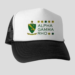 Alpha Gamma Rho Trucker Hat
