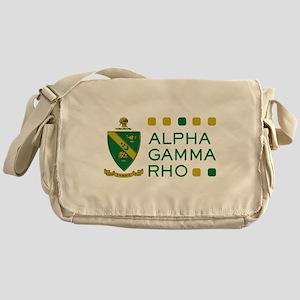 Alpha Gamma Rho Messenger Bag