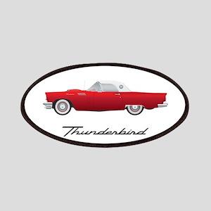 1957 Thunderbird Patch