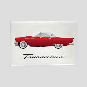 1957 Thunderbird Magnets