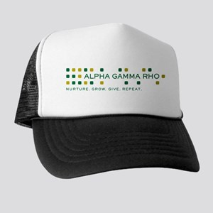 Alpha Gamma Rho Trucker Hat
