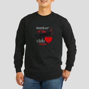 Member of the Zipper Club Long Sleeve T-Shirt