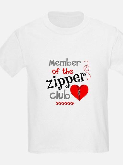 Member of the Zipper Club T-Shirt