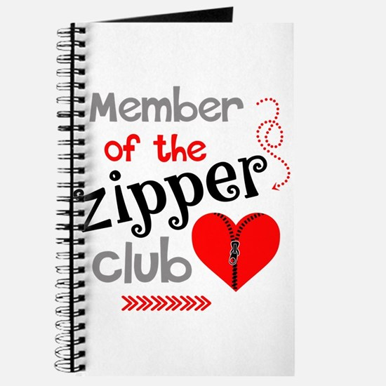 Member of the Zipper Club Journal