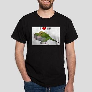 with Quaker parro T-Shirt