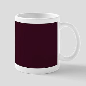 wine red burgundy plum Mugs