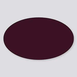 wine red burgundy plum Sticker