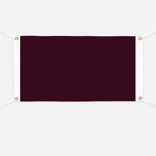 wine red burgundy plum Banner