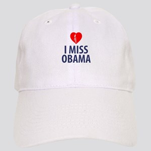 I Miss Obama Baseball Cap