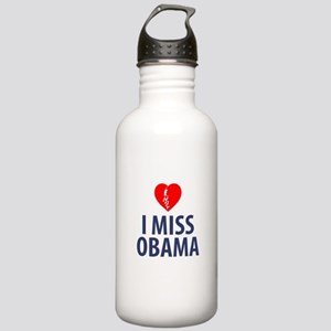 I Miss Obama Water Bottle