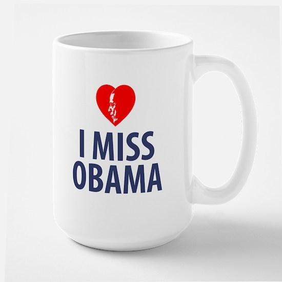 I Miss Obama Mugs