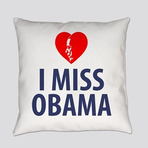 I Miss Obama Everyday Pillow