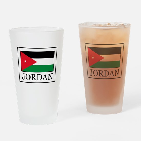 Jordan Drinking Glass